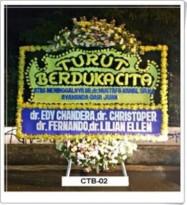 Toko Bunga di daerah Penjaringan Jakarta