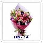 Langkah menentukan Hand Bouquet buat Pernikahan