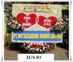 TIPS Langkah Pilih Bunga Papan buat Pernikahan dengan tepat